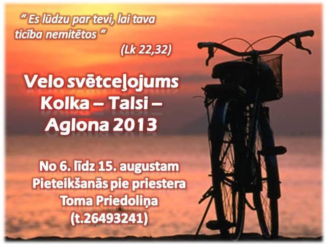 Svētceļojums 2013