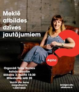 Alfa plakāts